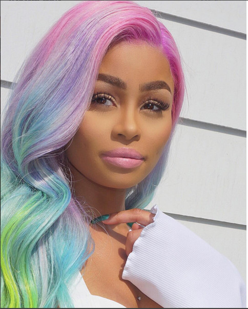 Blac Chyna reportedly ready to Launch Rap Career - BellaNaija