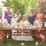 Bridal Tea Party in Wonderland - A Bridal Collection by Elpis Megalio