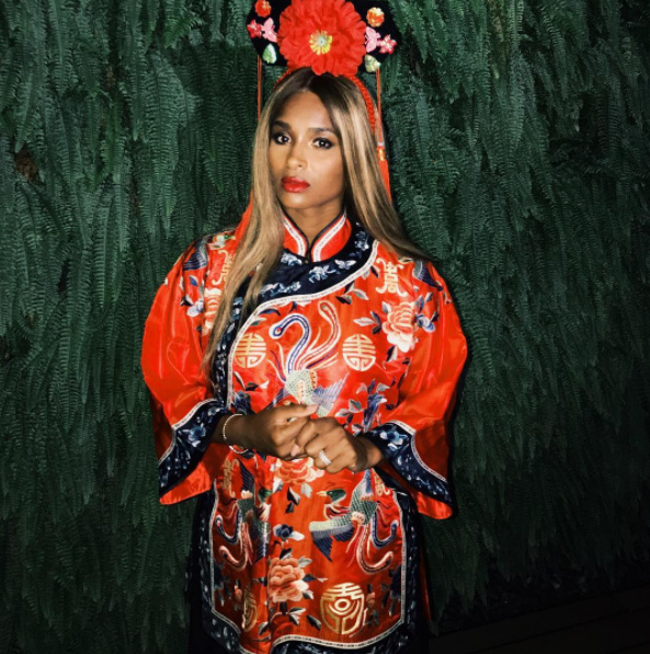 Ciara and Her Family had the Best time in China See Photos (5)