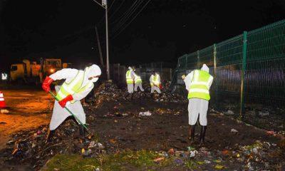 #KeepLagosClean: Cleaner Lagos Initiative to Clean illegal Dumpsites across Lagos in 60 days