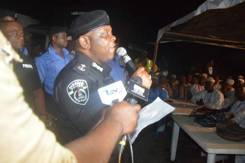 Badoo Killings: Police arrest 87, Release Wanted List