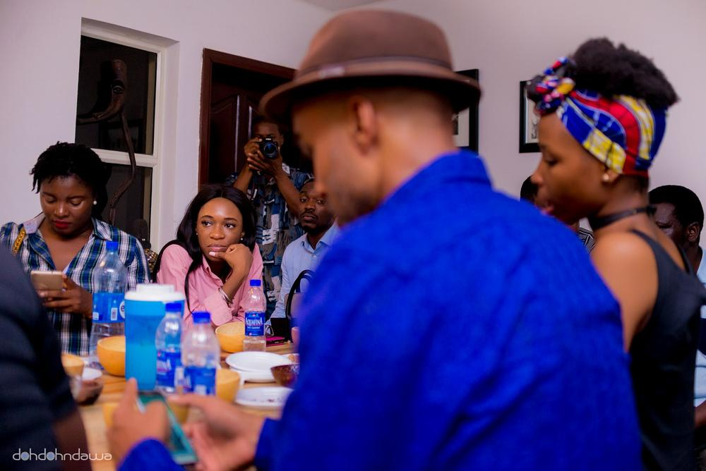 "BellaNaija - BANTU hosts Private Listening Session for New Album ""Agberos International"""