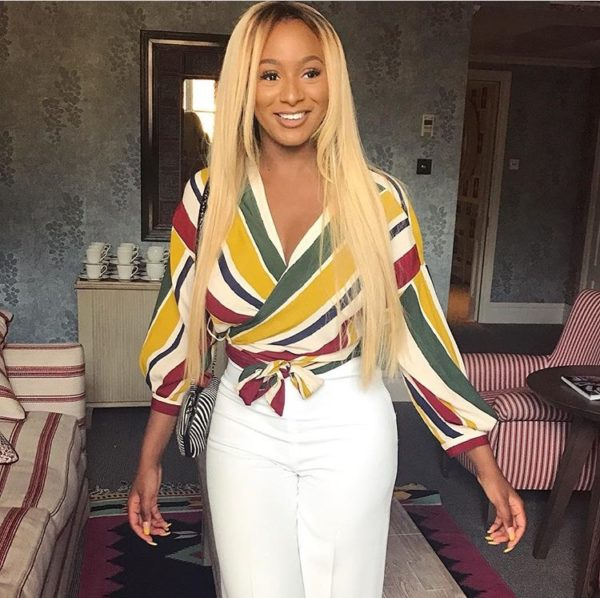 DJ Cuppy reveals she's sending 10 People to the University in 2018 - BellaNaija