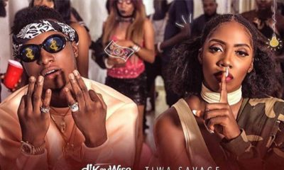 BellaNaija - New Music: DJ Kaywise feat. Tiwa Savage - Informate