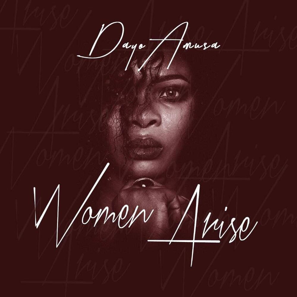 "BellaNaija - Dayo Amusa drops New Single ""Women Arise"" in support of Campaign against Domestic Violence 