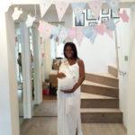 Dolapo Oni baby shower Bella Naija.