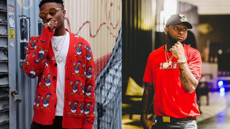 BellaNaija - 2 Kings! Wizkid & Davido thrill Fans at Sold-Out Concerts in Brussels | WATCH