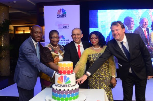 CNBC Africa 10th anniversary