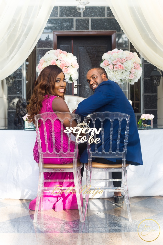 A Unique and Romantic Pre-Wedding Experience for Chidi & Chidi by Perfectly Planned Productions
