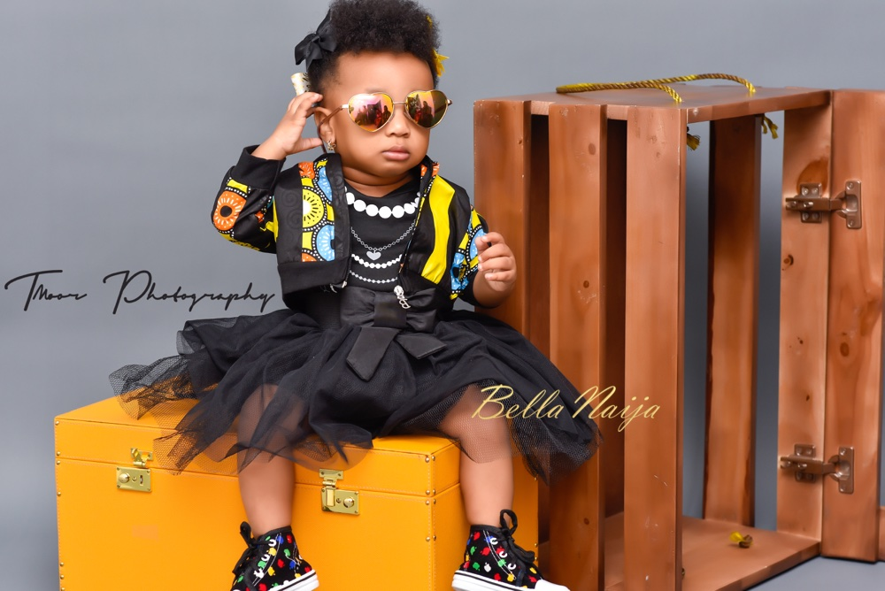 BN Living: We ? Erioluwa's 1st Birthday Photos & her Mum's Sweet Message!
