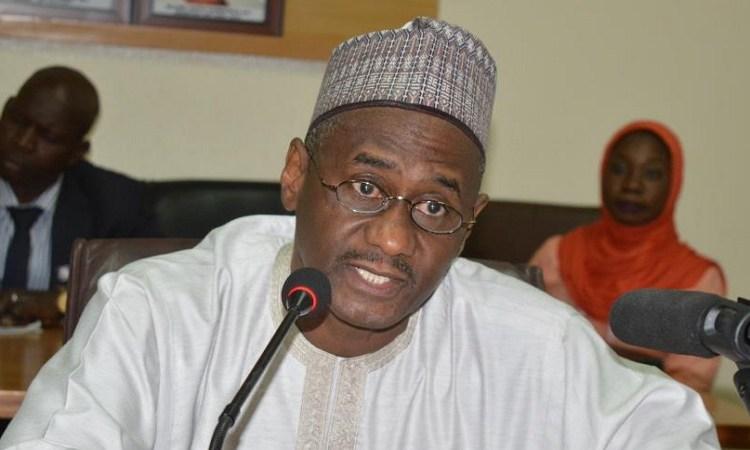 Health Minister Isaac Adewole suspends NHIS Boss Usman Yusuf Indefinitely - BellaNaija