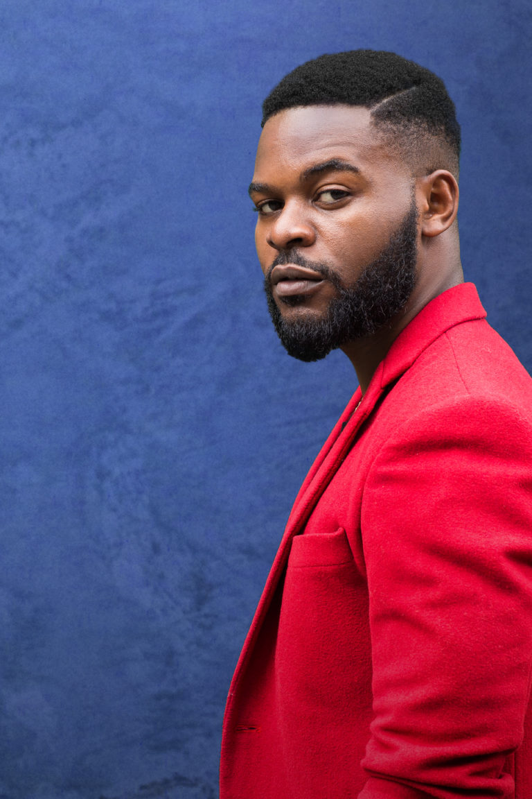 BellaNaija: Behind the Bahd Guy! Falz covers Guardian Life Magazine's Latest Issue
