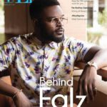 BellaNaija - Behind the Bahd Guy! Falz covers Guardian Life Magazine's Latest Issue