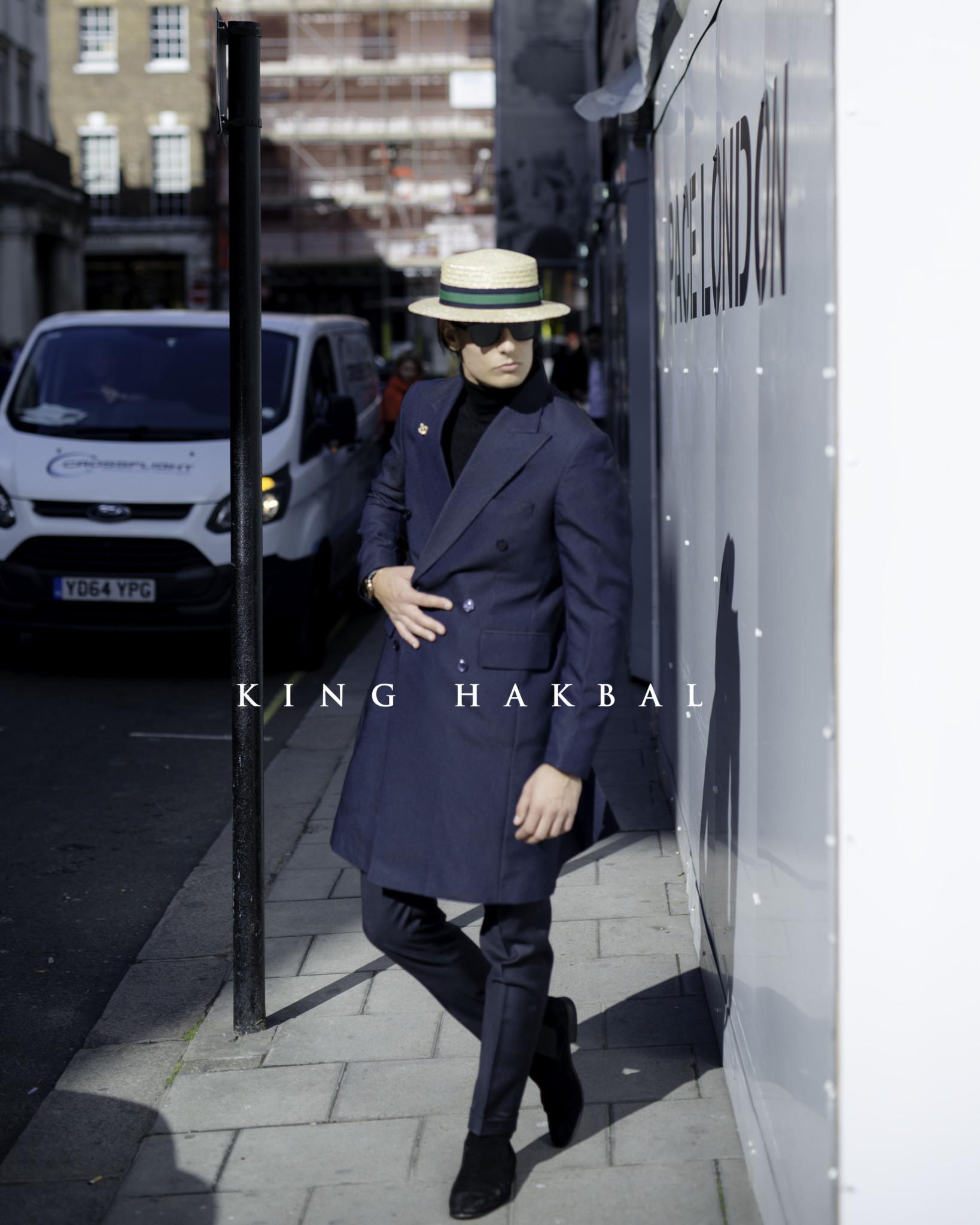 For Dapper Men King Hakbal Presents the Black Turtleneck Inspired Collection (5)