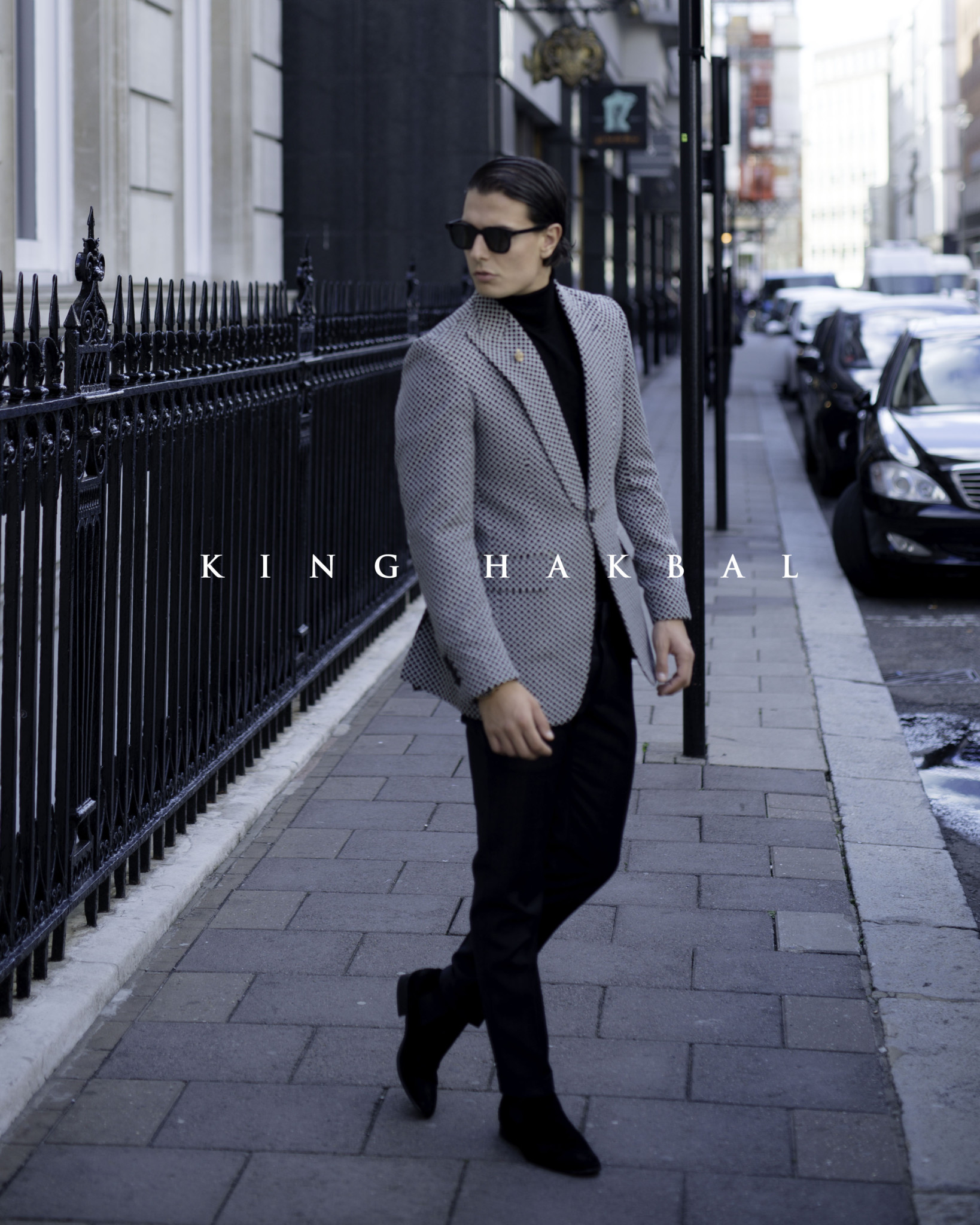 For Dapper Men King Hakbal Presents the Black Turtleneck Inspired Collection (5)