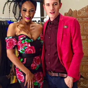 Meet Gert-Johan Coetzee the South African Designer behind your Favourite Celebrities' Fabulous Looks