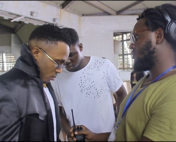 Humblesmith set to unveil New Video to 'FOCUS' I B.T.S Photos