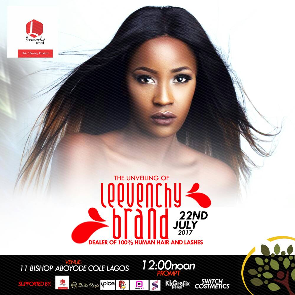 Leevenchy Brand Set to Officially Launch this Saturday , July 22nd