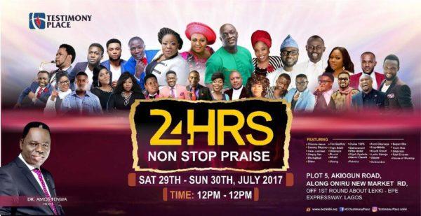 24 hours praise