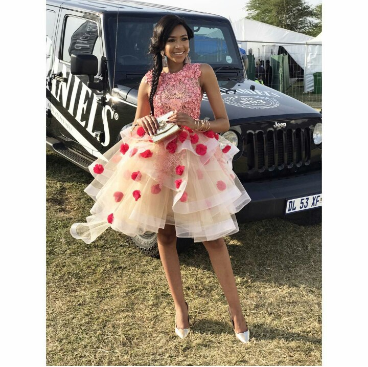 #DurbanJuly: Check out 10 Stylish Celebs at one of SA's most Prestigious Events
