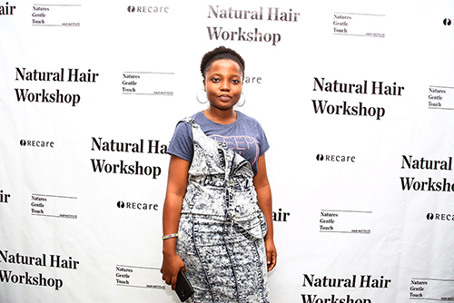 natural hair workshop