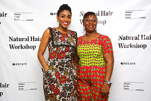 natural hair workshop