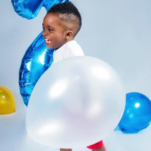 BellaNaija - Jam Jam is 2! Tiwa Savage celebrates Her Son's Birthday with Cute Photos