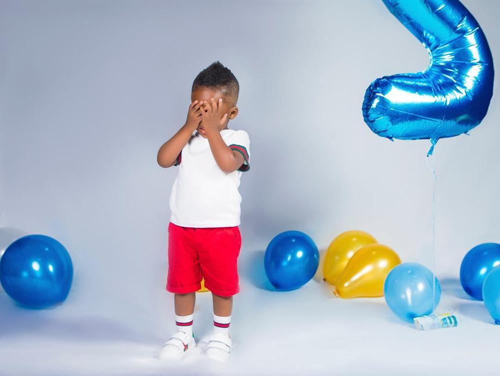Jam Jam is 2! Tiwa Savage celebrates Her Son's Birthday with Cute Photos