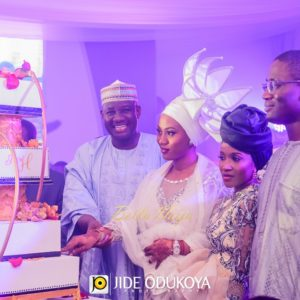 Elizabeth R presents Halima Babaginda & Auwal Abdullahi's Luxe Wedding Dinner | See all the Breathtaking Photos
