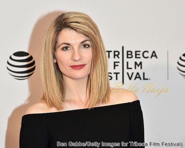 Who is Jodie Whittaker?
