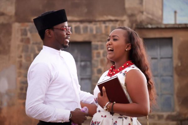 John Njamah thanks God on first Wedding Anniversary