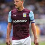 John Terry replaces James Chester as Aston Villa Captain for the 2017/2018 Championship Season