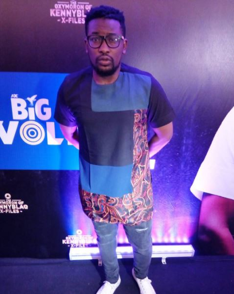 Kennyb Checkout First Photos From #TheOxymoronOfKennyBlaq Celebrities Entertainment