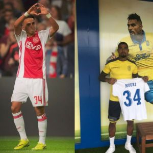 """Praying For You""- Kevin Boateng vows to wear shirt in support of Nouri throughout next Season"