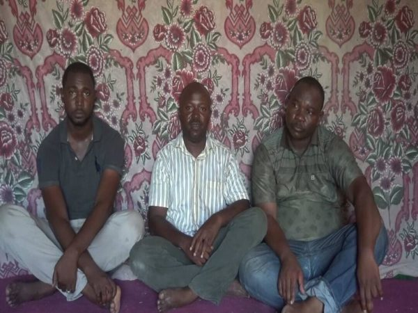 UNIMAID staff Abducted by Boko Haram writes his Wife, begs FG to Rescue them | READ - BellaNaija