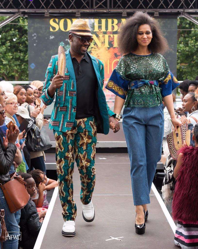 Kola Kudus, Bola Obileye and other Africa Fashion Week London 2017 designers shine at Africa Utopia (16)