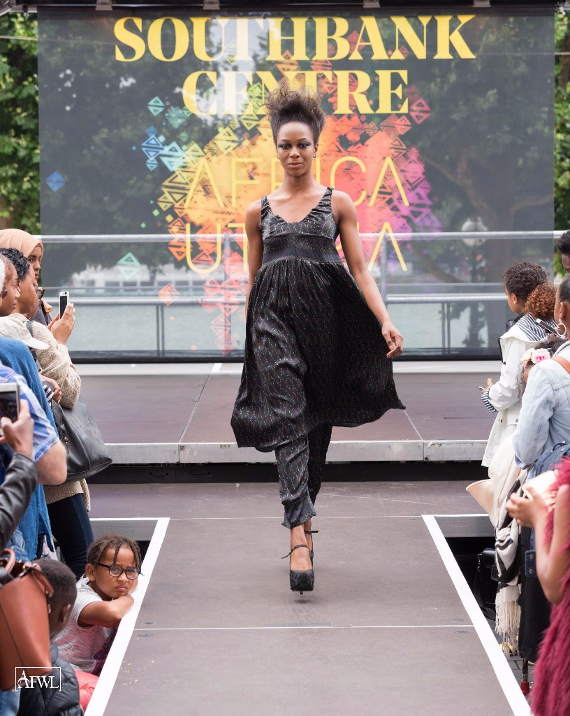 Kola Kudus, Bola Obileye and other Africa Fashion Week London 2017 designers shine at Africa Utopia (8)