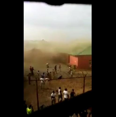 NPS confirms Kuje Prison Fire as Group Claims Responsibility for the Incident