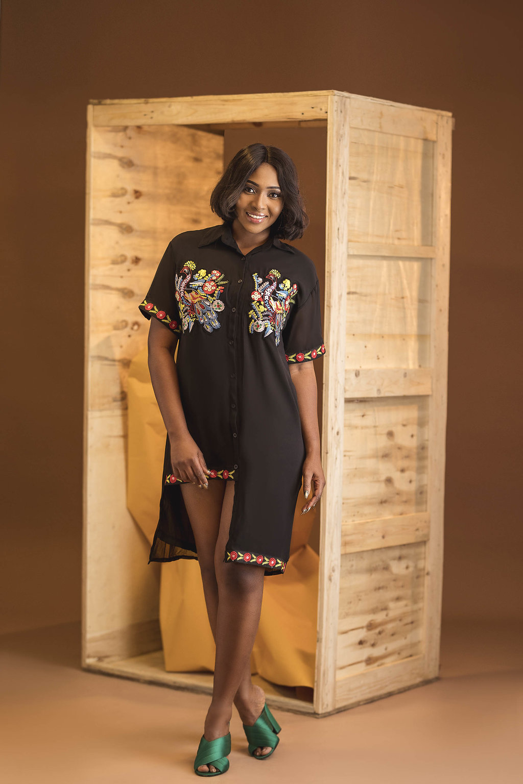 DOS Clothing Store releases 2017 Summer Edit featuring Lilian Esoro