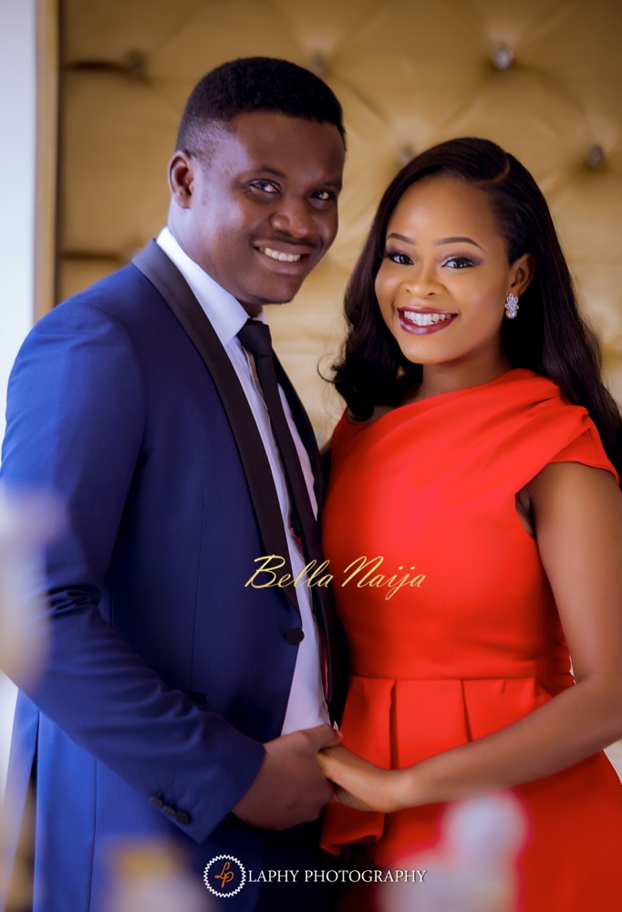 Bukola & Olumide went from BBM to BFF! #LumiBee17 Pre-Wedding Photos, Proposal + Love Story