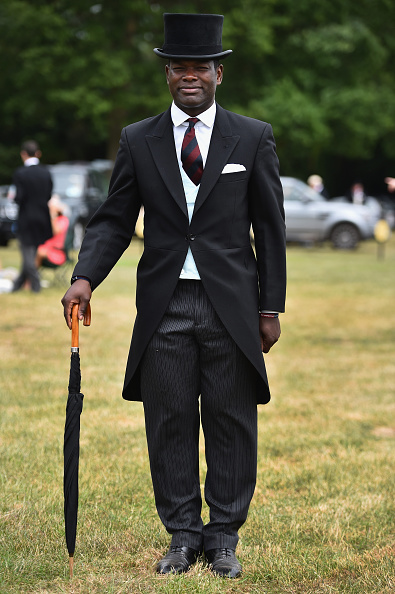 Queen Elizabeth II chooses Ghanaian-born man as First Black Personal Assistant
