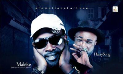 BellaNaija - New Music: Maleke feat. Harrysong - Wasn't Me