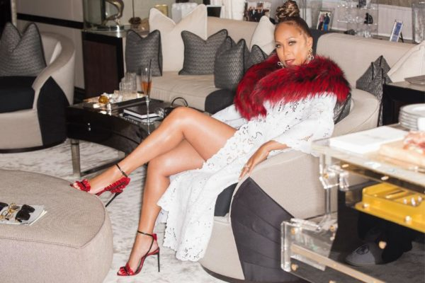 Dear 52y/old self, You must slay like Marjorie Harvey