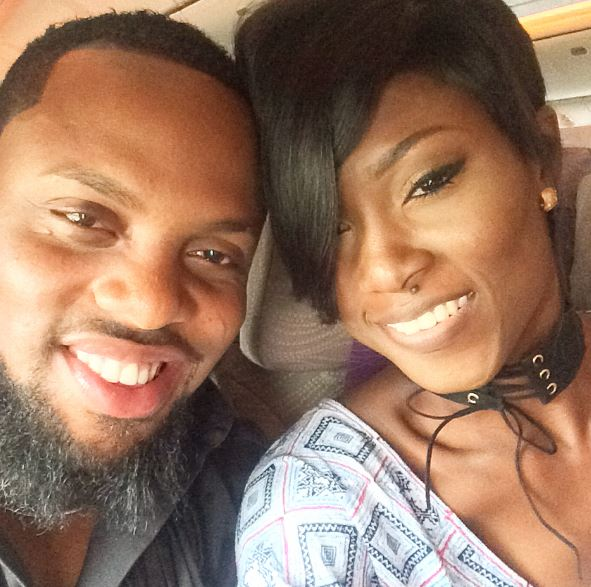 Debie-Rise and Melvin Oduah Tour Dubai Together | Photos & Videos
