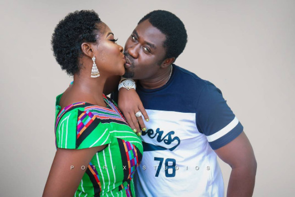 """Sorry, I had to flaunt my taste"" - Mercy Johnson Okojie's husband gushes about her"