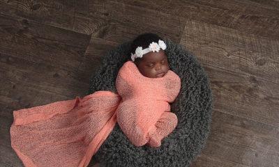 Myra Maimoh welcomes baby BN living