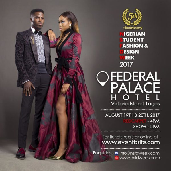 Nigerian Student Fashion & Design Week
