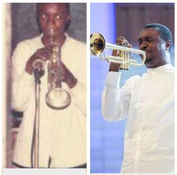My Friend advised me to go into Comedy because Playing Trumpet didn't sell - Nathaniel Bassey