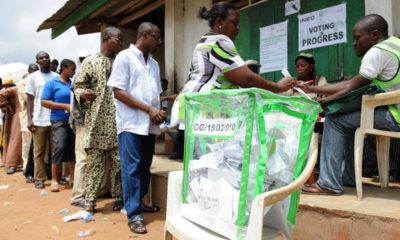 BellaNaija - LG Elections: Party Agents arrested with incriminating Materials