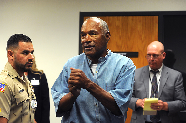O.J. Simpson gets Parole after 9 years in Jail